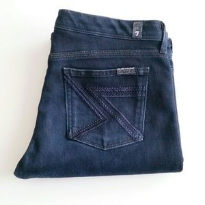 7 For All Mankind Flynt Bootcut Stretch Jeans